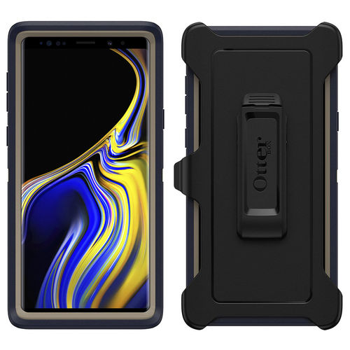 OtterBox Defender Shockproof Case - Samsung Galaxy Note 9 - Dark Lake